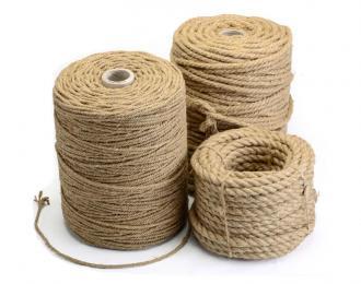 Купить Верёвка джутовая 5 мм в Москве